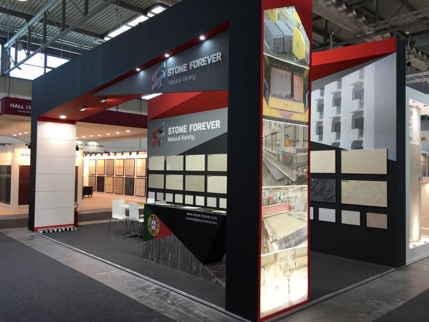 Stone forever natural variety marmomacc 2016 for Marmomacc verona 2017